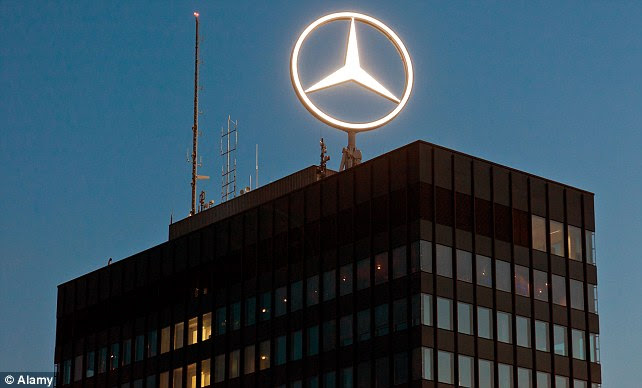 Mercedes used slave labour during Nazi rule of Germany