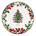 Spode Christmas Tree Annual Edition 2014 Collector Plate