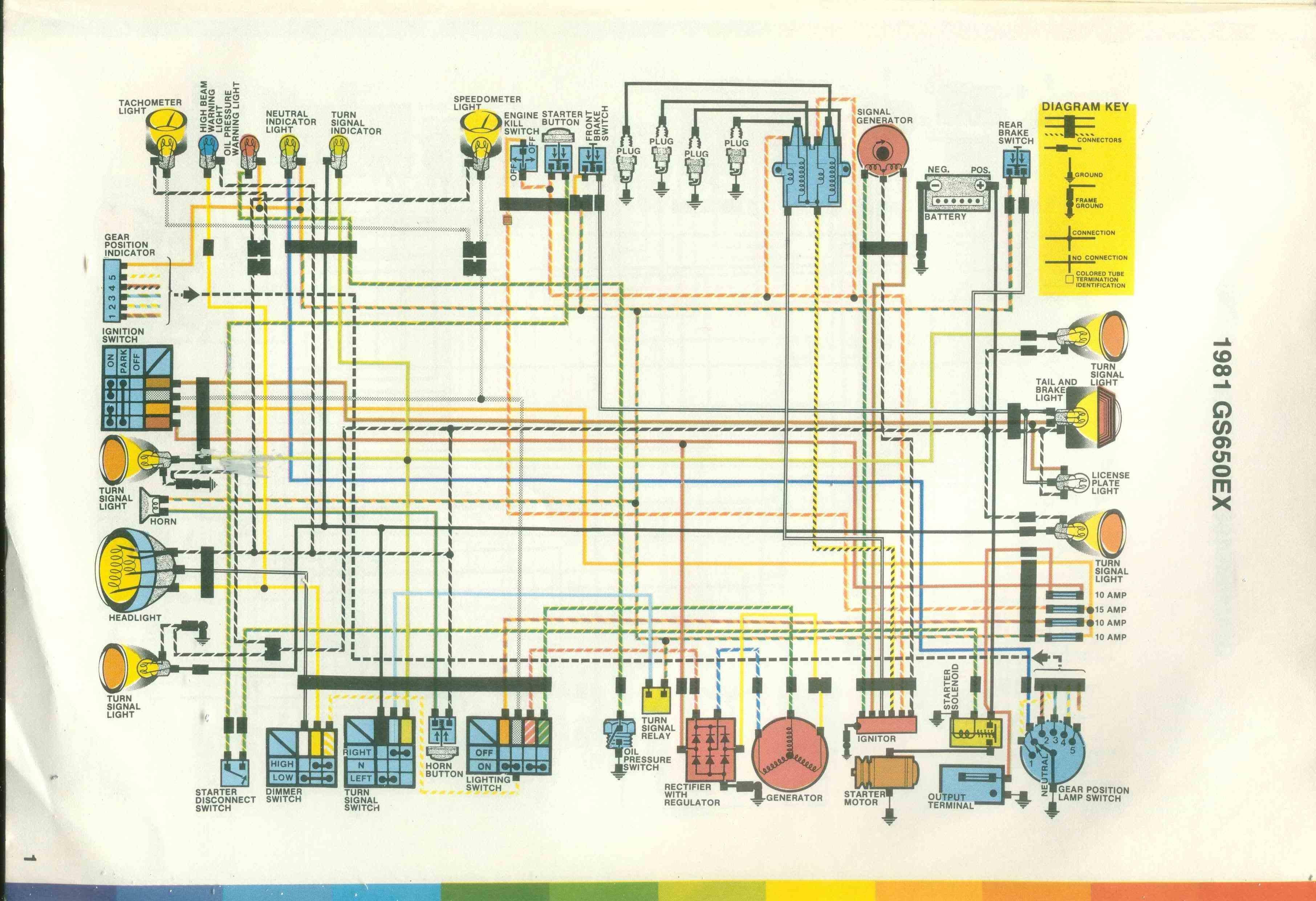 1980 Suzuki Gs850 Wiring Diagram - Wiring Prestolite Diagram Alternator  6222y for Wiring Diagram Schematics | 1980 Suzuki Gs850 Wiring Diagram |  | Wiring Diagram Schematics