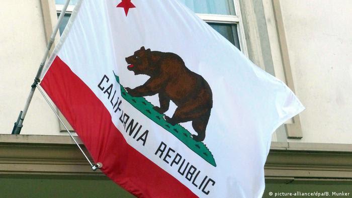Флаг Калифорнии