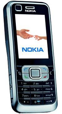 Nokia 6120 classic 3G GSM Cell Phone - Black