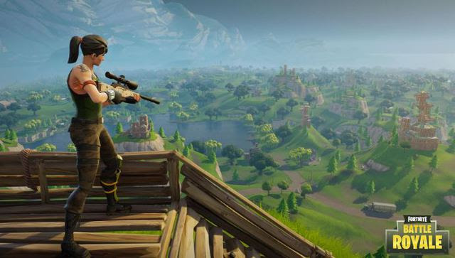 Fortnite: Battle Royale  oltre 800.000 utenti connessi in contemporanea nel weekend