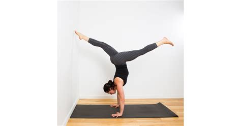 handstand split learn     handstand popsugar
