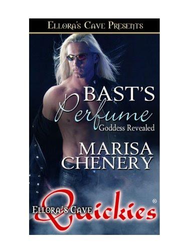 Bast's Perfume (Goddess Revealed, Book One) by Marisa Chenery