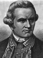 Captain James Cook, Org British Yg Menjumpai Australia