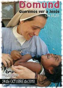 Domund 2010: Queremos ver a Jesús