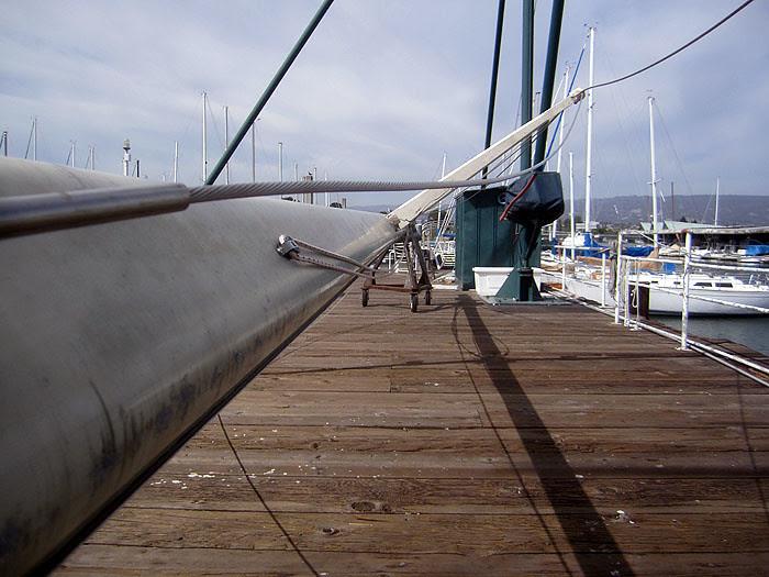 Mast Bend