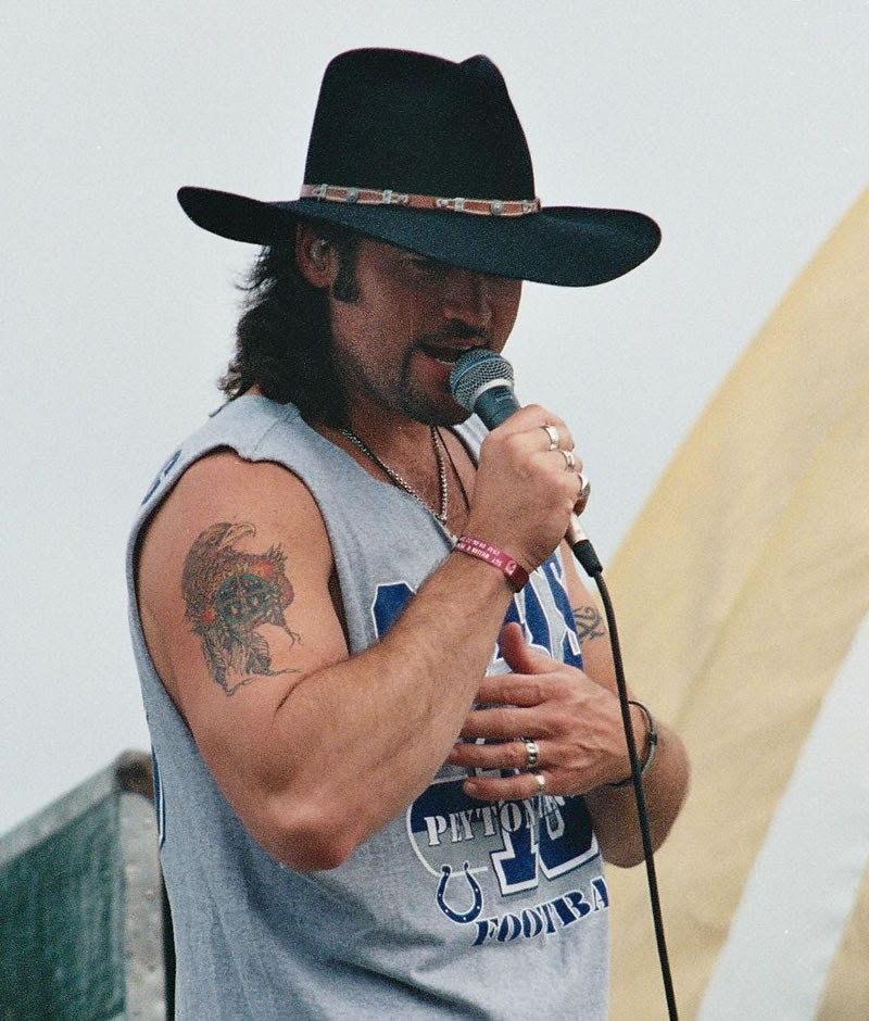How Many Tattoos Does Billy Ray Cyrus Have
