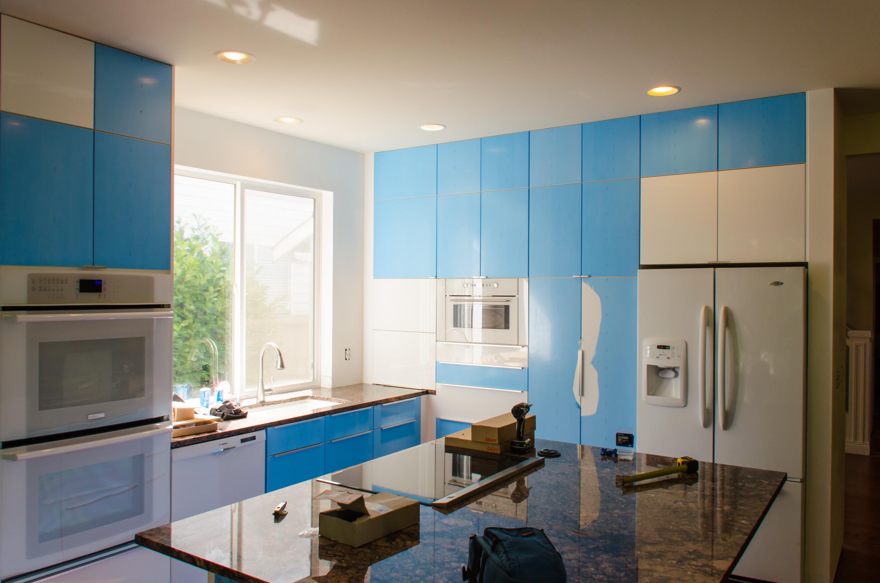 white high gloss kitchen cabinets - ztil news
