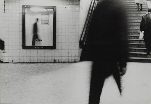 Underground passage in front of Taipei Main Station, 1986.1986 舊台北火車站前地下道 楊諮宜 攝