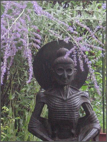 03 Lavender on Buddha
