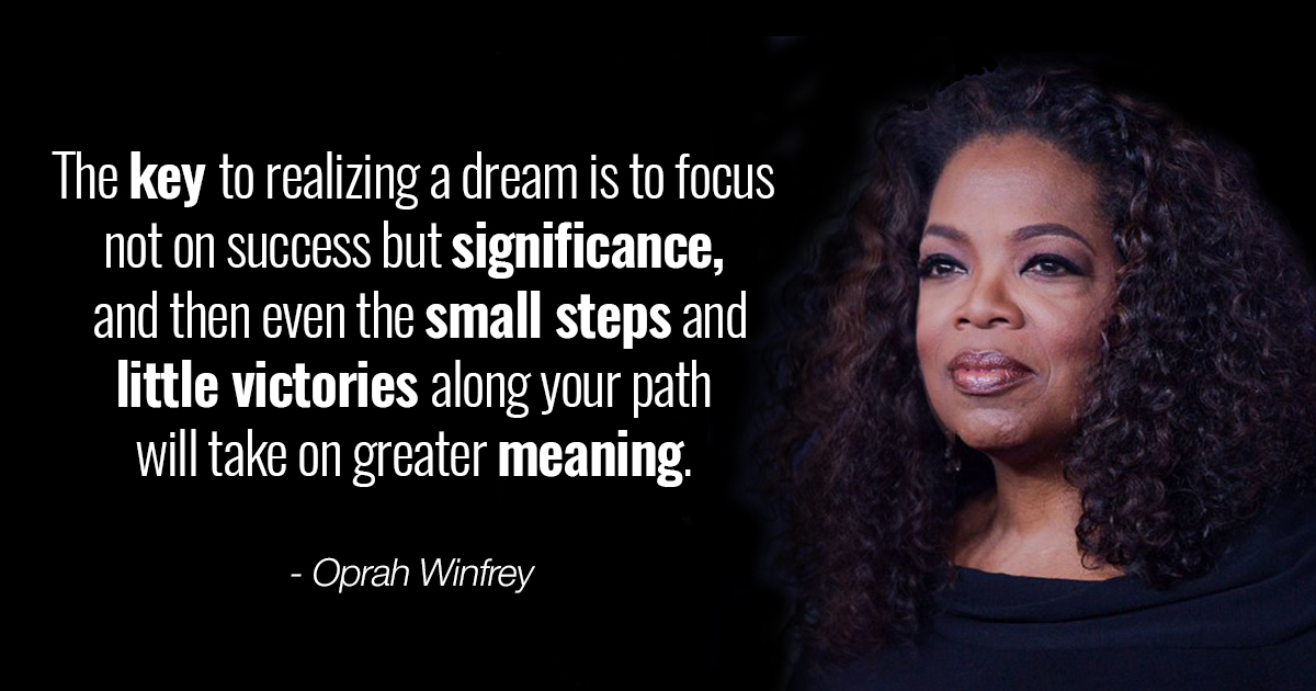 27 Powerful Oprah Winfrey Quotes To Live Your Best Life Addicted