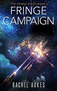 Fringe Campaign by Rachel Aukes