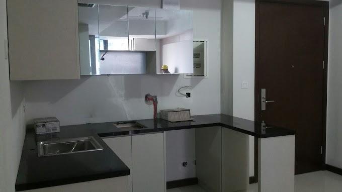 Dapur Minimalis Hitam Putih | Ide Rumah Minimalis