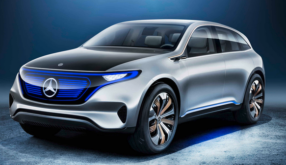 Mercedes-Benz investing $1 billion in electric SUV ...
