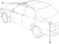 1994 Camry Fuse Panel Diagram