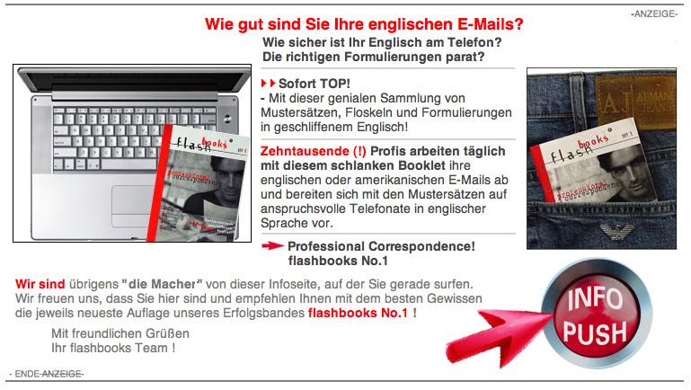 Anrede E Mail English