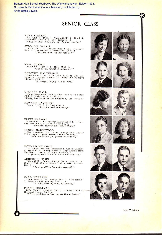 Buchanan County Missouri Genealogy