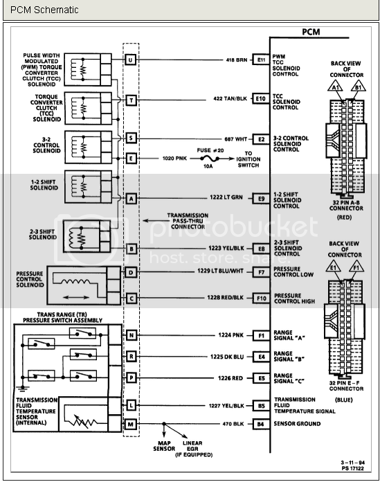 29 4l80e Wiring Diagram
