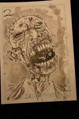 Zombie card 2 finito