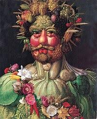 Vertumnus, Rudolf II, 1590-1591