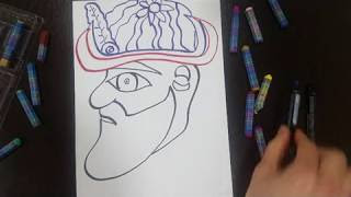 All Clip Of Hacivat Karagöz çizimi Bhclipcom