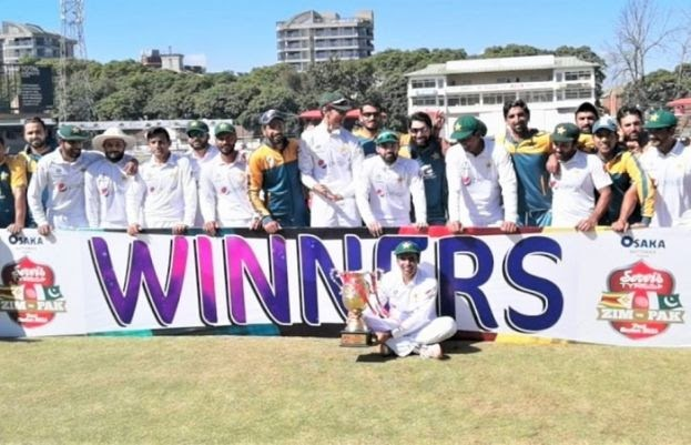 Shaheen's career-best 'five-for' sees Pakistan to big win over Zimbabwe | Latest-News | Daily Pakistan | sports news of today
