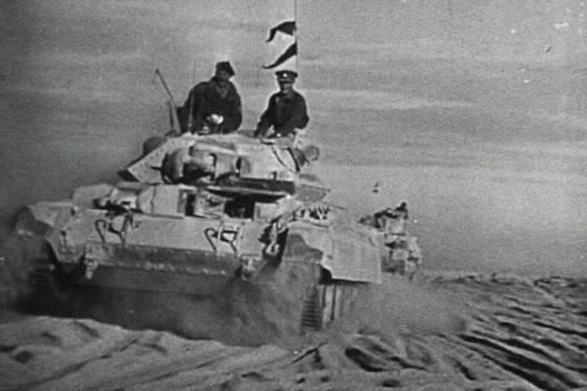 Nuffield Mk.VI 'Crusader'