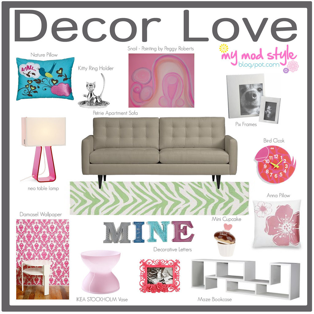 Decor Love - June 2010