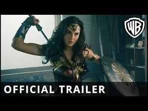 Wonder Women Offical Trailer Out