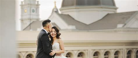 Cathedral of the Blessed Sacrament Wedding Film