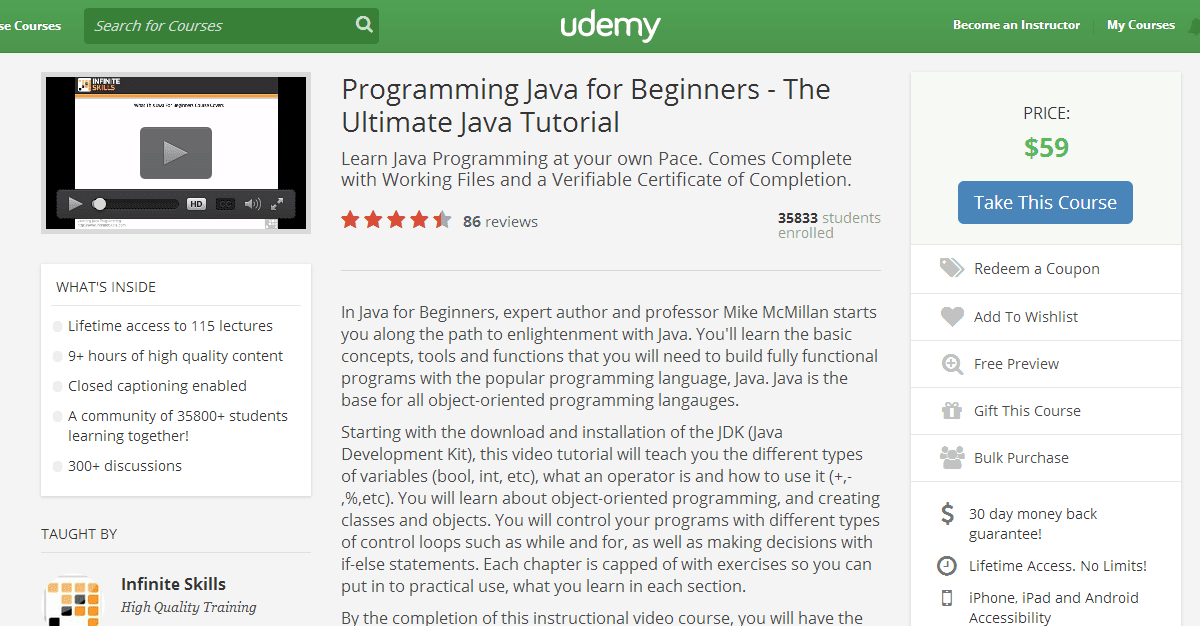 best resources to learn java for beginners the