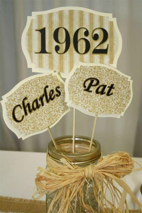 50th anniversary picks    Wedding / Anniversary Ideas