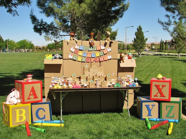Toy Story Party - Design Dazzle