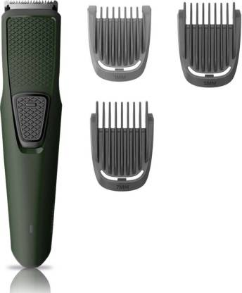 Philips BT1212/15 Cordless Trimmer for Men  (Green) @ 899 /- (Exclusive Offer)