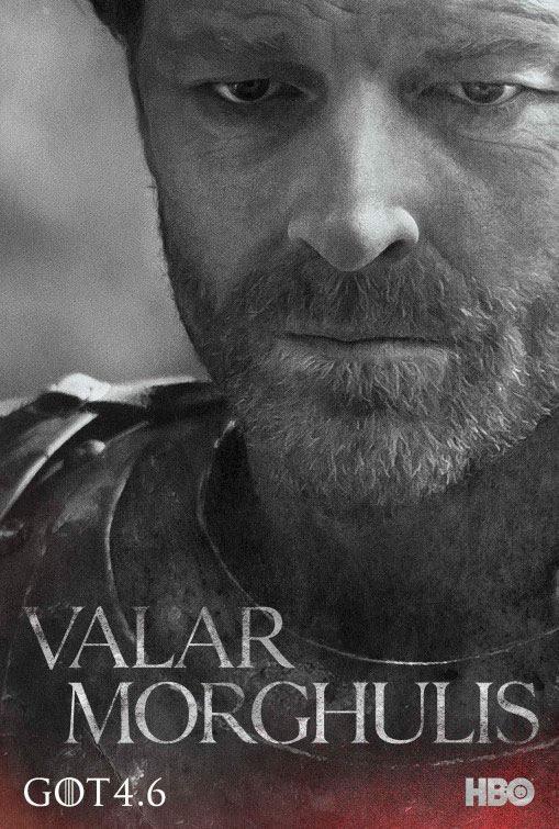 Game Of Thrones Tem 18 Pôsteres Divulgados Da Próxima Temporada
