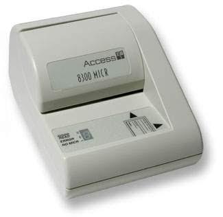 Magnetic Ink Card ReaderMICR