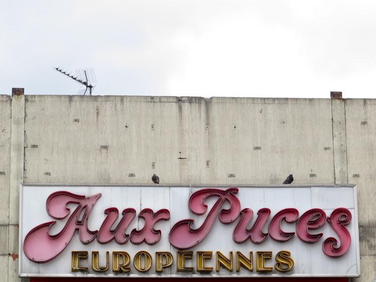 Aux Puces Europennes