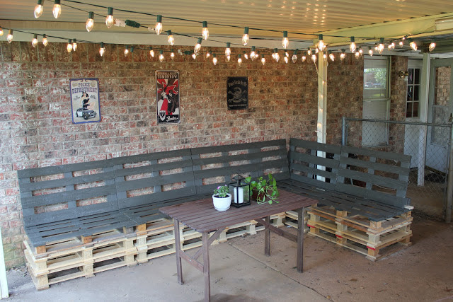 13 DIY Patio Furniture Ideas that Are Simple and Cheap ...