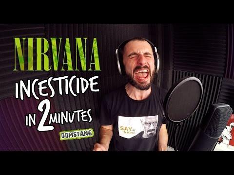 Nirvana In Utero (En 2 Minutos)