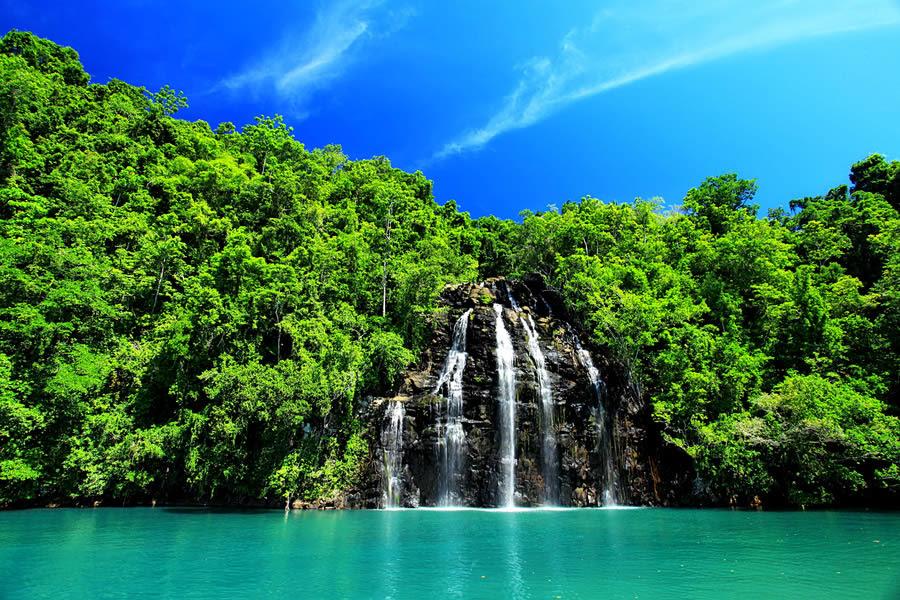 As 50 mais belas cachoeiras naturais do mundo