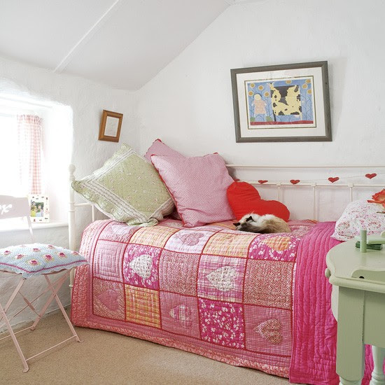 Small girl's bedroom | Bedrooms | Design ideas | Image | Housetohome