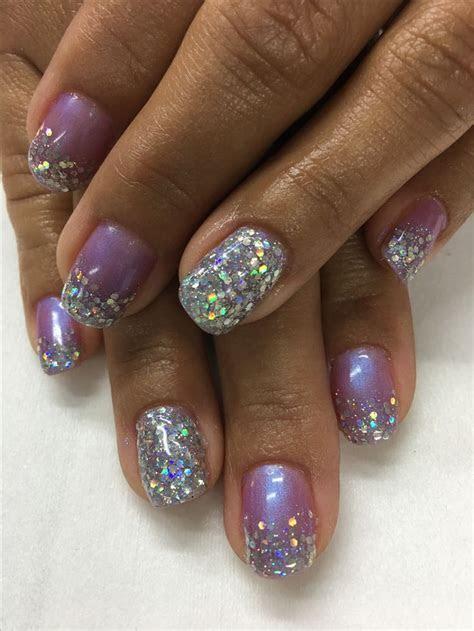 Best 25  Purple gel nails ideas on Pinterest   Fall gel