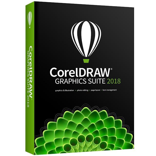 Download Software CorelDraw 2018 Full Crack