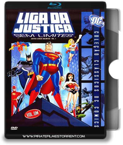 Liga da Justiça Sem Limites 1ª Temporada