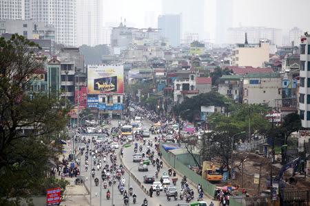 đường Trường Chinh, bẻ cong, ghi đông xe