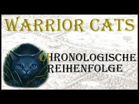 Warrior Cats und das Problem mit der Reihenfolge