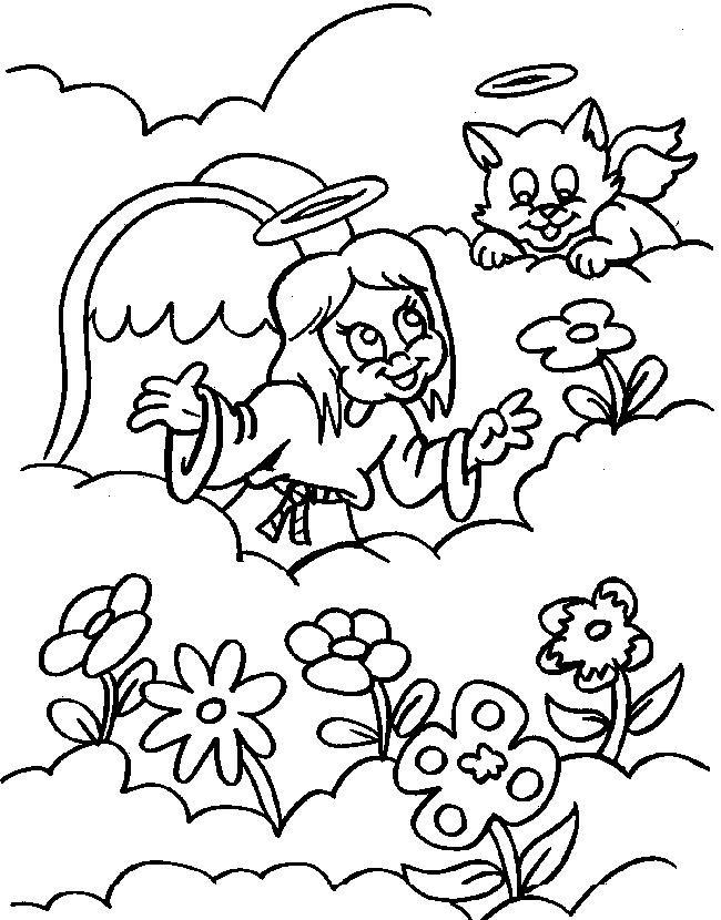 Dibujos Para Colorear Religiosos Infantiles Imagesacolorierwebsite
