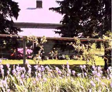 Greenberry House and Iris Garden