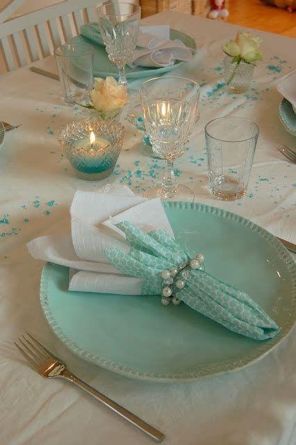 Light blue and mint wedding   The Merry Bride